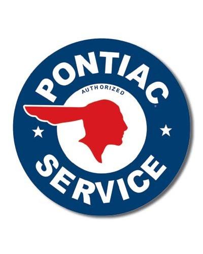 Cedule Pontiac Service