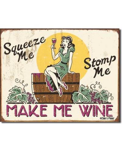 cedule Moore - Make me Wine