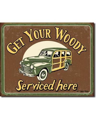 Cedule Moore - Woody Service
