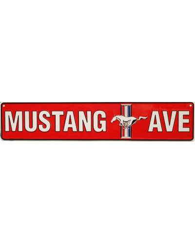 cedule Ford Mustang Avenue