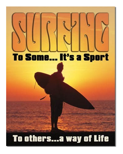 Cedule Surfing - Way of Life