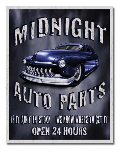 Cedule Legends Midnight Auto Parts