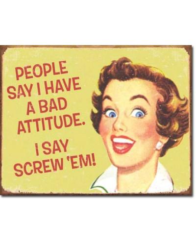 cedule Ephemera - Bad Attitude