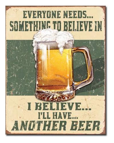 Cedule Believe in Something