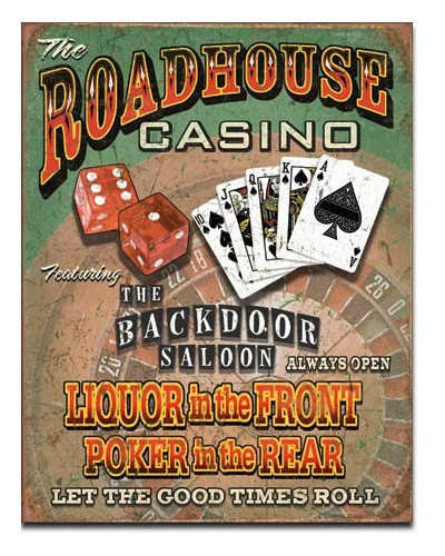 cedule Roadhouse Bar & Casino