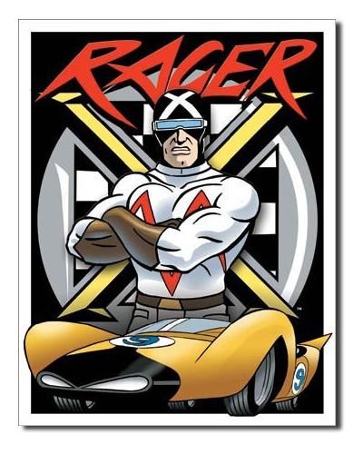 cedule Speed Racer - Racer X