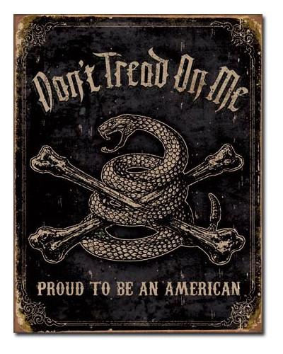 Cedule DTOM - Proud American