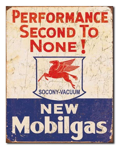 Cedule Mobil Gas - 2nd to None