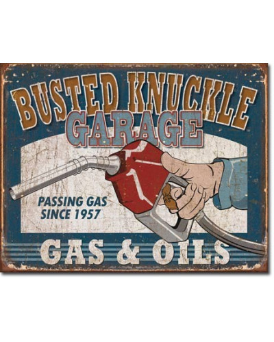 Cedule Busted Knuckle Gas & Oils