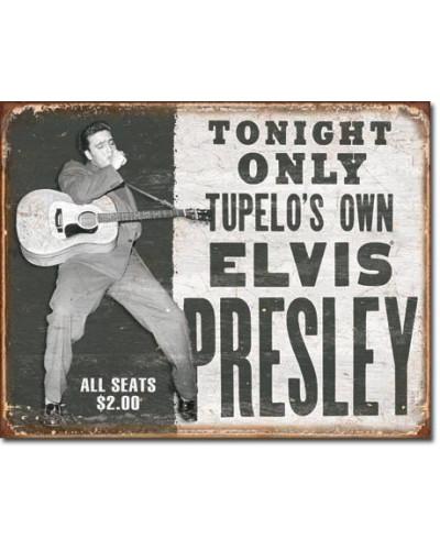 Cedule Elvis - Tupelos Own