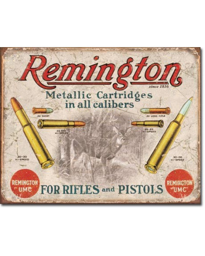 Cedule REM - For Rifles and Pistols