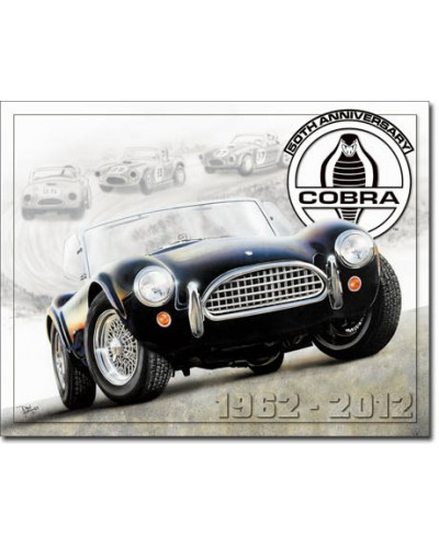 cedule Shelby Cobra 50th