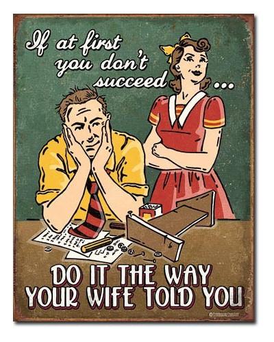 cedule Wife Told You
