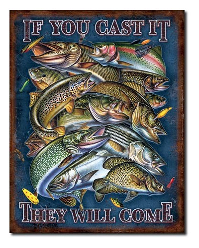 cedule Fishing - If You Cast It