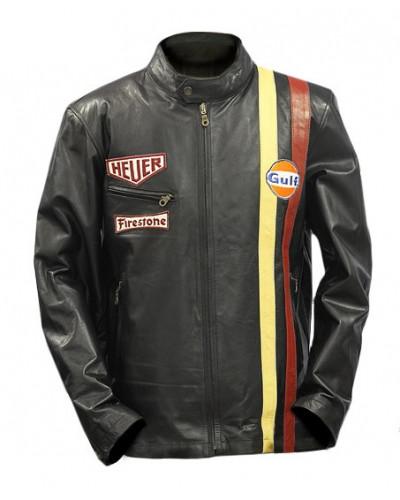kožená bunda Steve McQueena z filmu Le Mans