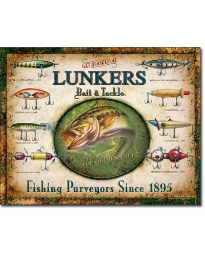 cedule Lunker's Lures