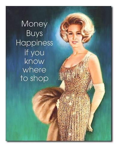 cedule Money Buys Happiness
