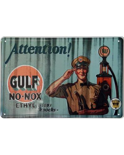 cedule Gulf Attention