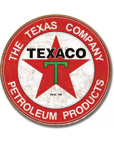 cedule Texaco - The Texas Company