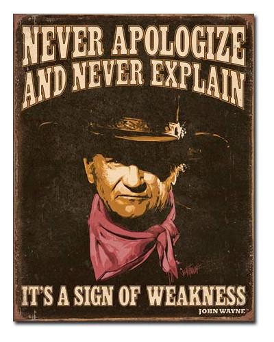 cedule Wayne - Sign of Weakness