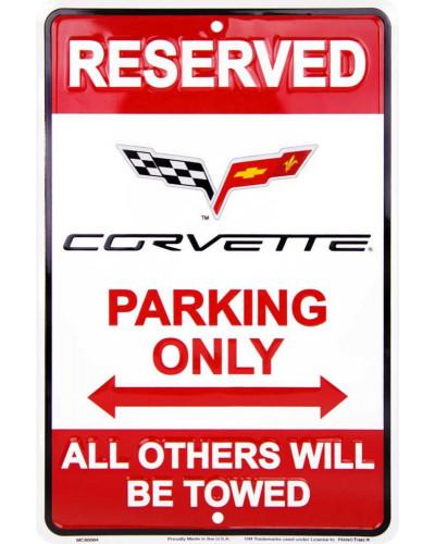 cedule Corvette Parking small