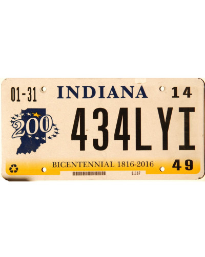 Indiana Bicentennial