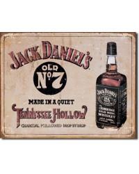 Plechová cedule Jack Daniels Tennessee Hollow