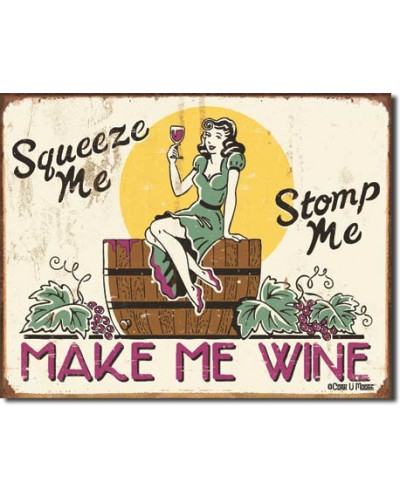 cedule Moore - Make me Wine