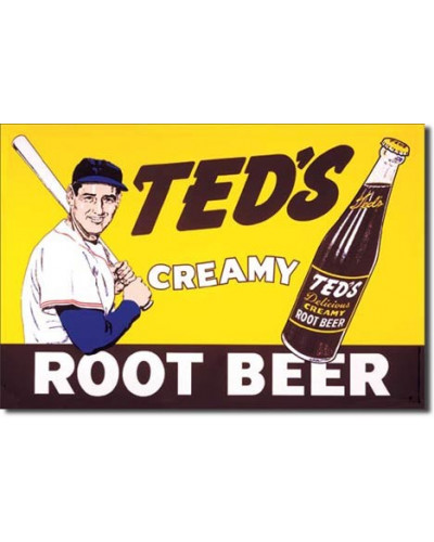 Teds Creamy Root Beer