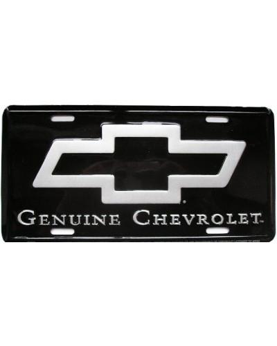 Americká SPZ Genuine Chevrolet