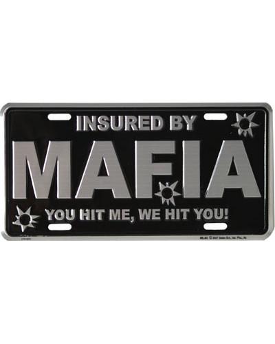 Americká SPZ Mafia