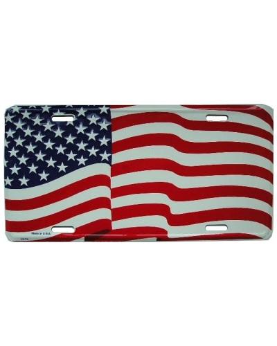 Americká SPZ US Flag