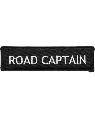 nášivka Road Captain white