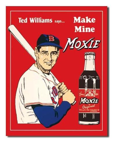 Cedule Teds Moxie