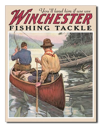 Cedule Winchester Fishing Tackle
