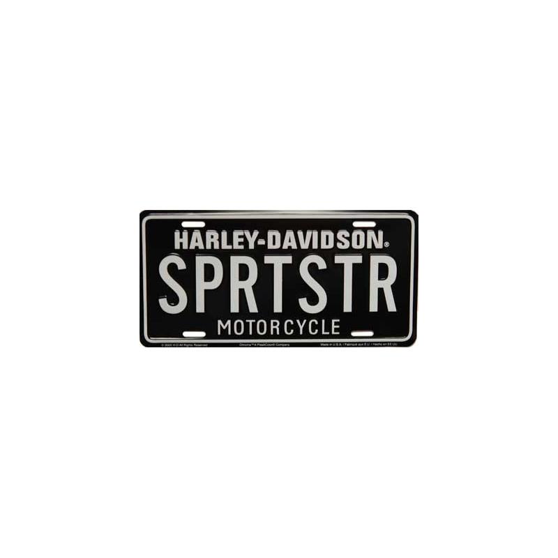 Americká SPZ Harley Davidson Sportster