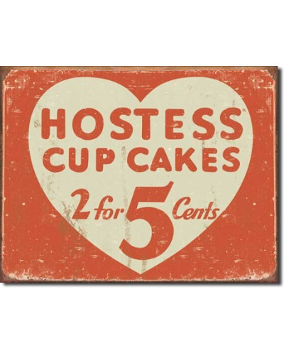 cedule Hostess 2 for 5 cents