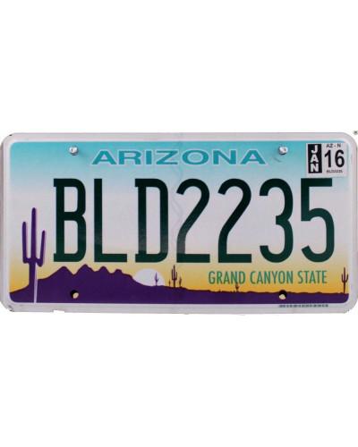 Americká SPZ Arizona Grand Canyon
