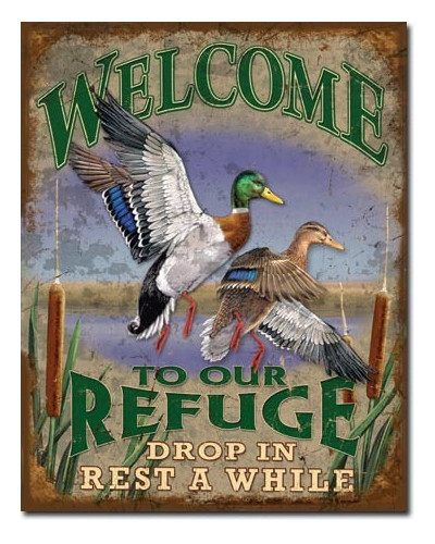 cedule Welcome to our Refuge