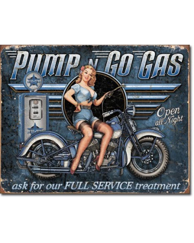 Cedule Pump n Go Gas