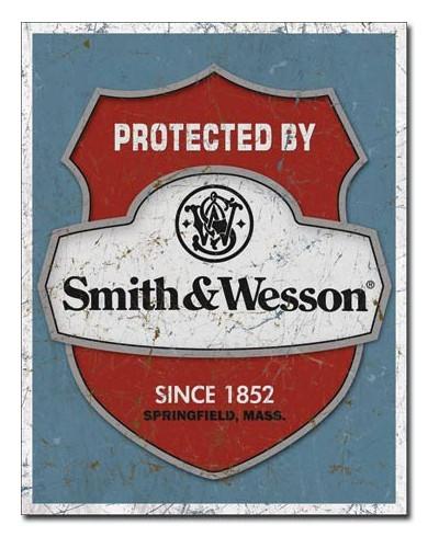 Plechová cedule Smith &...