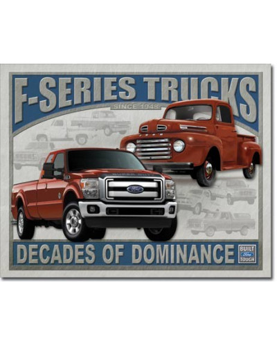 Cedule FORD - F-Series Trucks