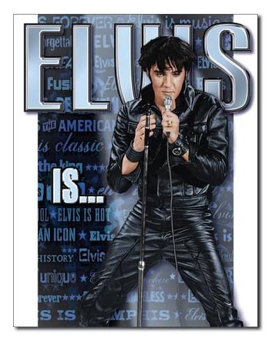 Cedule Elvis Is