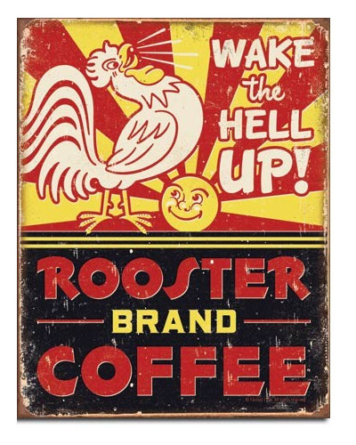 Cedule Rooster Brand Coffee