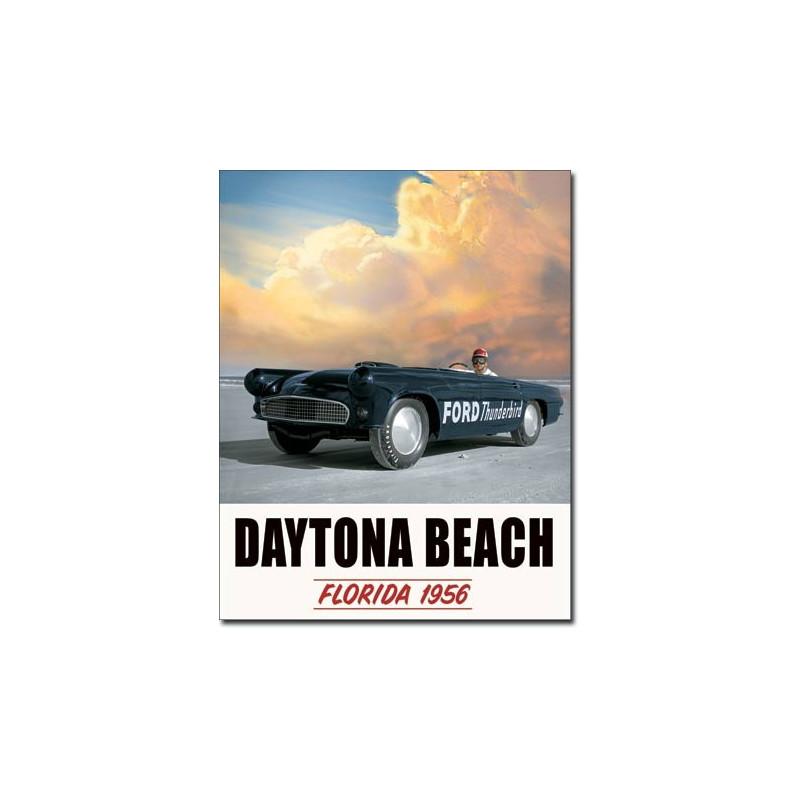 Plechová cedule Ford Daytona Beach 32 cm x 40 cm