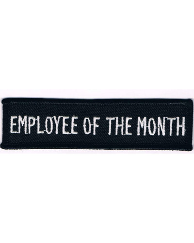 Moto nášivka Employee