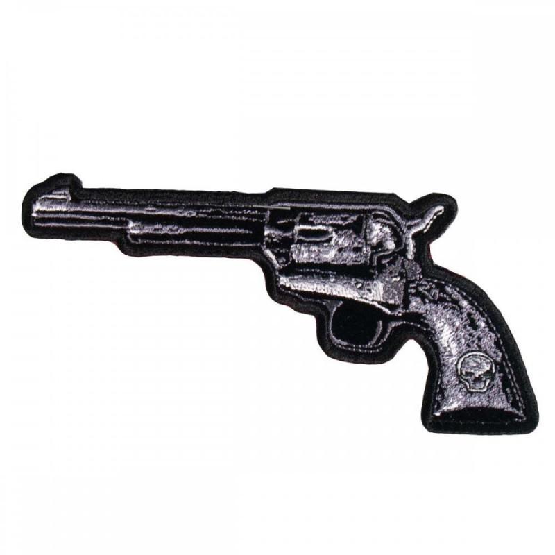 Moto nášivka BS Revolver Left 13cm  x 6cm