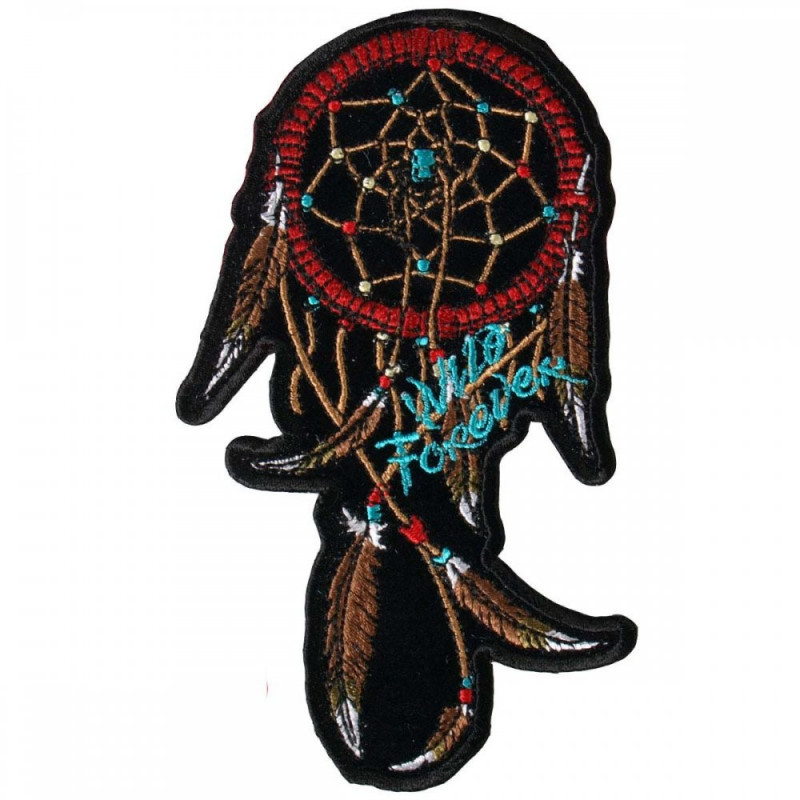 Moto nášivka BS Dream Catcher Ladies 12 cm  x 7 cm