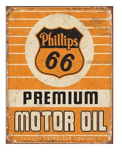 cedule Phillips 66 Premium Oil
