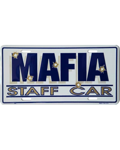 SPZ Mafia Staff Car
